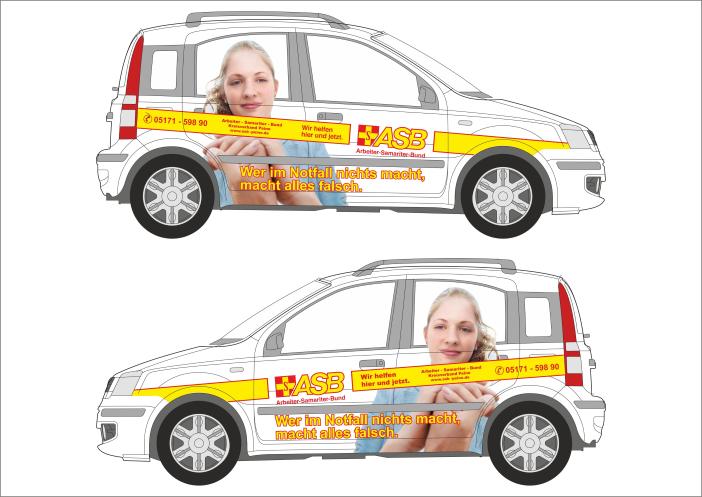 Fahrzeugbeschriftung Peine